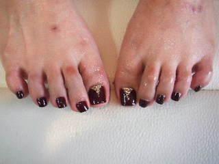 a-chan foot pira.JPG